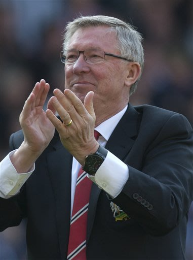 Arsenal into Champions League, Ferguson bows out