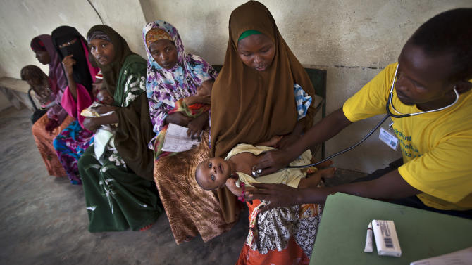 New push against polio and new vaccines in Somalia