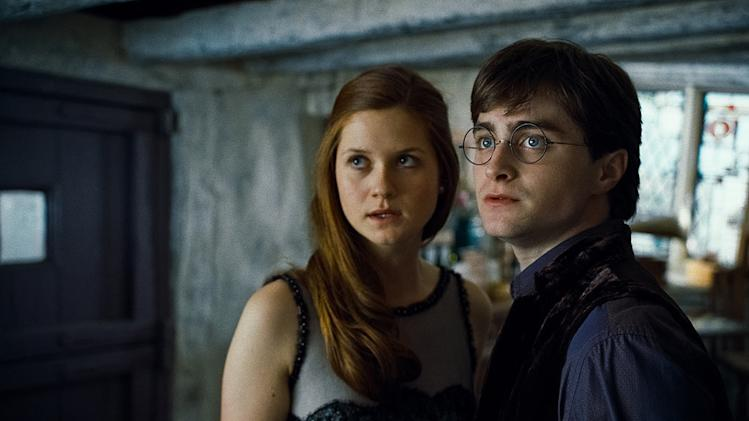 Harry Potter and the Deathly Hallows pt 1 2010 Bonnie Wright Daniel Radcliffe