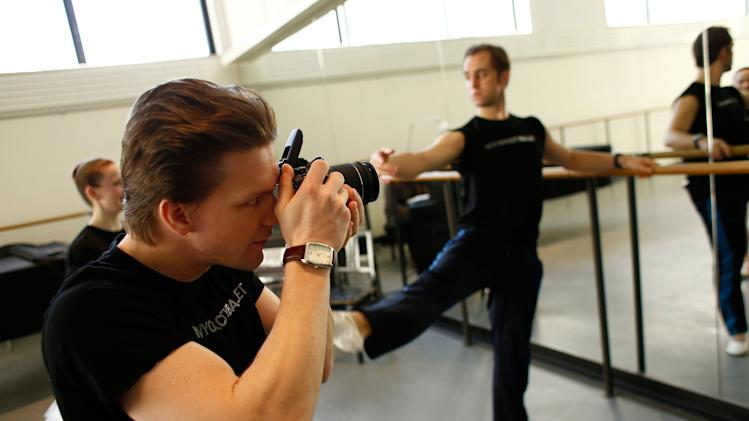 Canon's The Big Moment with the New York City Ballet