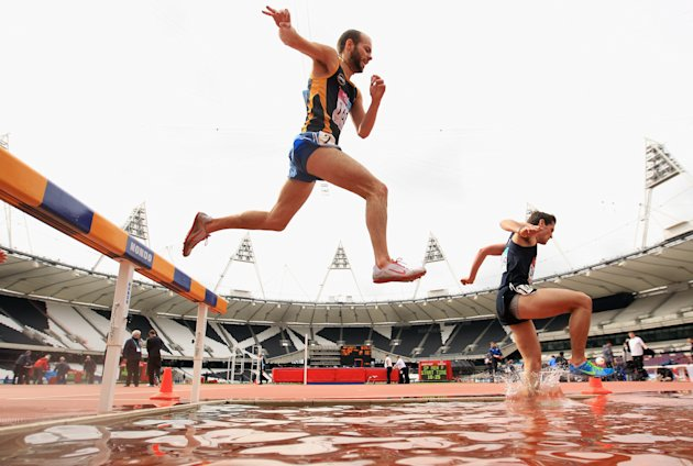 BUCS VISA Athletics Championships 2012 - LOCOG Test Event for London 2012: Day Four