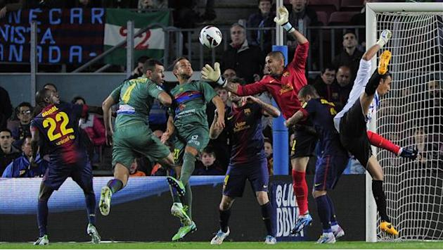 Liga - Unassuming Levante's brush with an upset