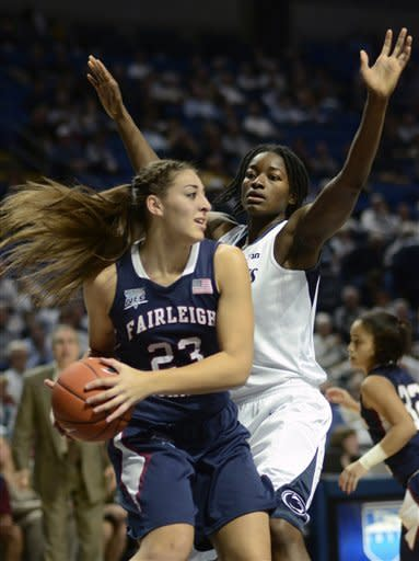 No. 6 PSU women rout Fairleigh Dickinson 101-44