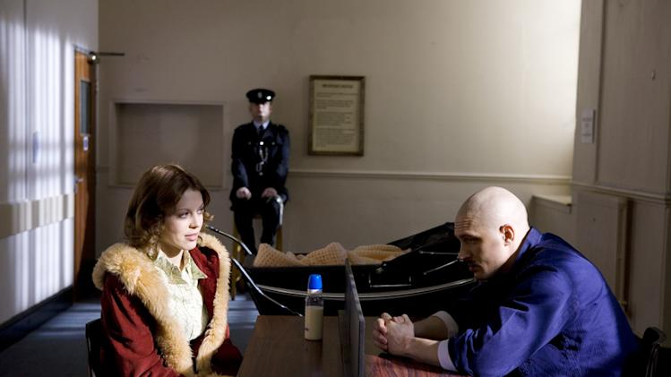 Kelly Adams Tom Hardy Bronson Production Stills Magnet 2009