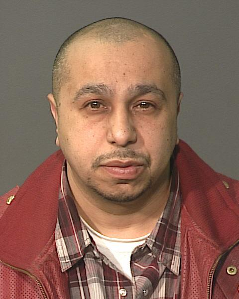 In this undated file photo released by the New York City Police Department, Julio Acevedo is shown. On Tuesday, March 19, 2013, a New York City prosecutor says that manslaughter has been added to the charges against Acevedo in the car crash that killed a pregnant woman and her husband earlier this month. (AP Photo/NYPD, File)