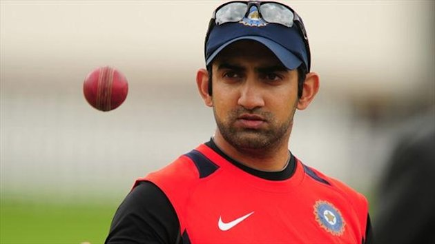 Gautam Gambhir is expected to make his Essex debut against Northamptonshire