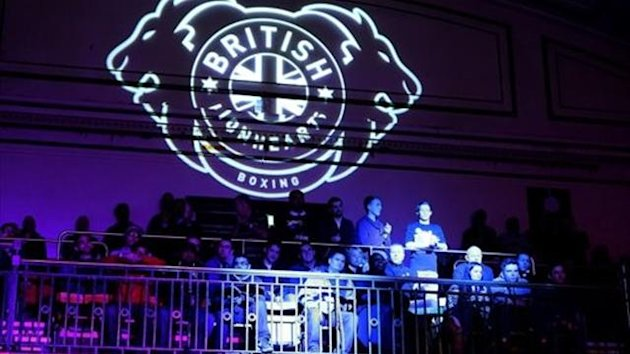 British Lionhearts generic logo York Hall (Scott Heavey/Getty)