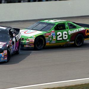 Brotherly shove: Bodines reflect on Indy wreck
