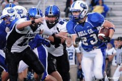 Bell County football