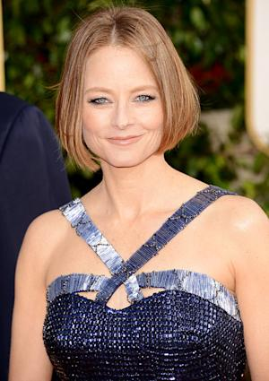 Jodie Foster Officially Comes Out as Gay in Moving Golden Globes Speech