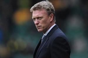 Moyes at Carrington to begin Manchester United reign