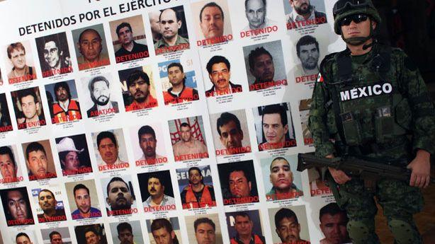 Mexico Nabs Another Big Drug Cartel Leader