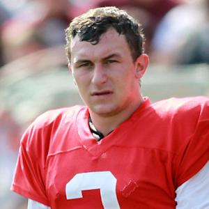 Cleveland Browns QB Johnny Manziel still not getting first team reps