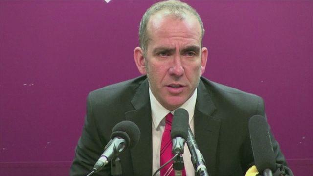 Di Canio: Sunderland thrashing 'unacceptable' [AMBIENT]