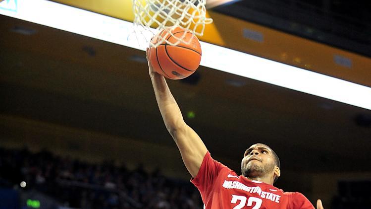 NCAA Basketball: Washington State at UCLA