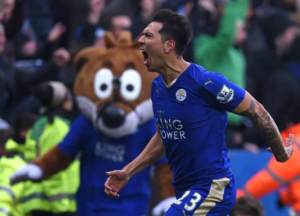 World's press flock to cover Leicester City fairytale