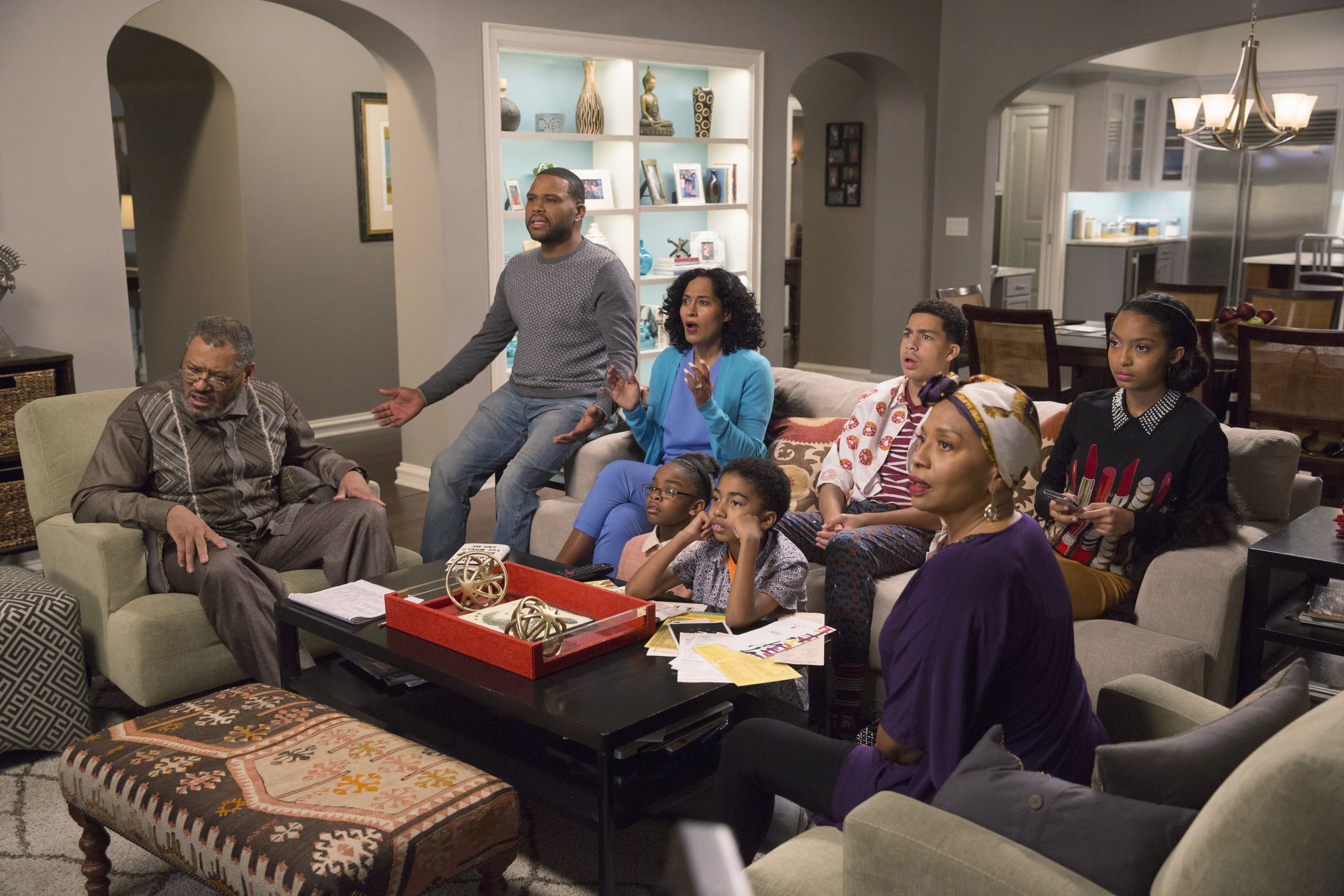 'Black-ish' to Take on Police Brutality (EXCLUSIVE)