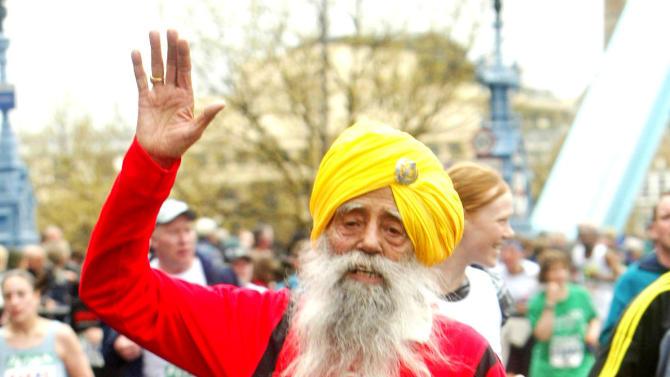 Oldest runner