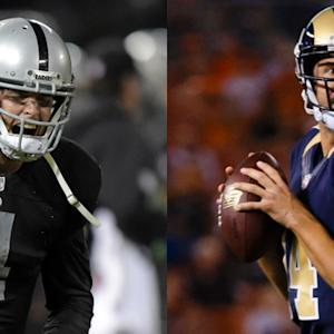 Raiders at Rams Preview