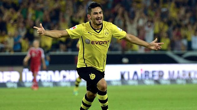 Ilkay Gündogan (Getty)