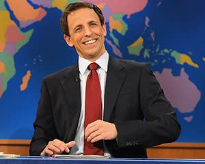 NBC Names SNL's Seth Meyers Late Night Host — Who Should Replace Him on 'Weekend Update'?