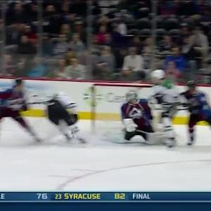 Kevin Connauton scores his first NHL goal