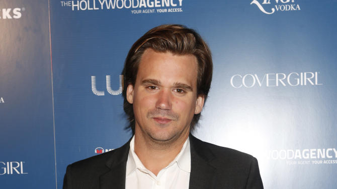 Sean Stewart attends the US Weekly AMA After Party for The Wanted at Lure on Sunday November 19, 2012 in Los Angeles, California.  (Photo by Todd Williamson/Invision/AP Images)