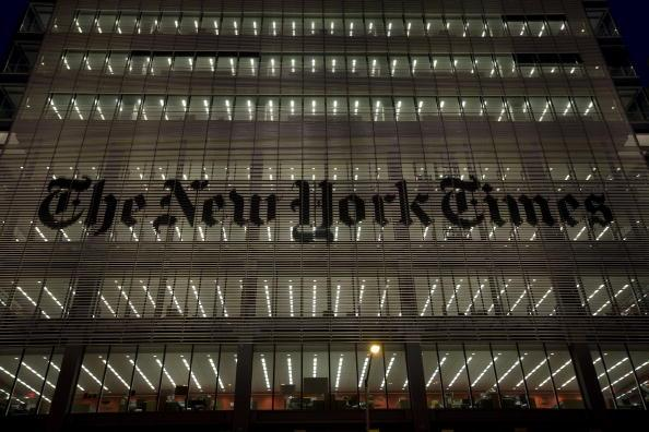 New York Times Quarterly Revenue Rises on Subscriber Growth
