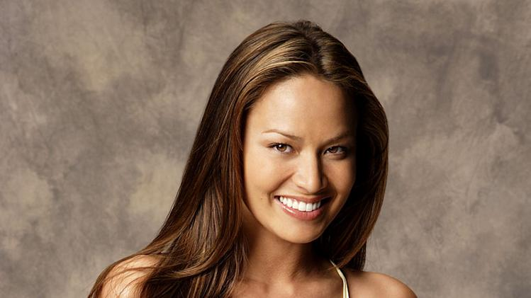 Moon Bloodgood stars in Daybreak on ABC.