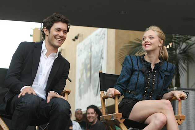 Jennifer's Body Hot Topic Fan Event 2009 Adam Brody Amanda Seyfried