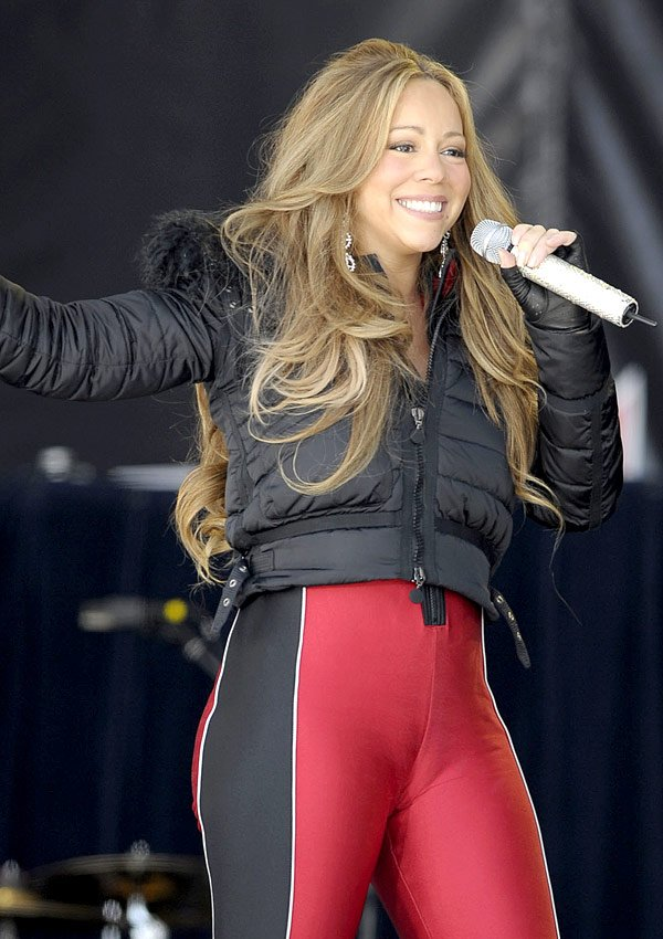 Mariah Carey Camel Toe: Her Unfortunate Style In Too-Tight Pants