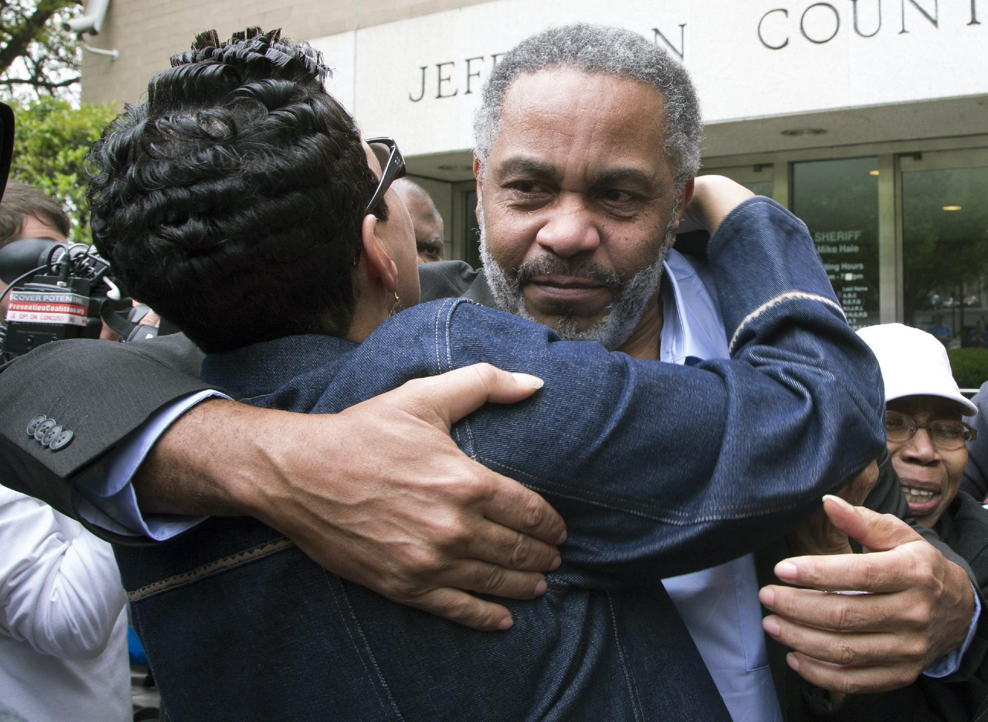 Freed from death row: 'I refuse to give them my joy'
