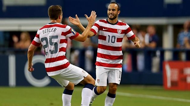USA defeat Panama in Gold Cup final
