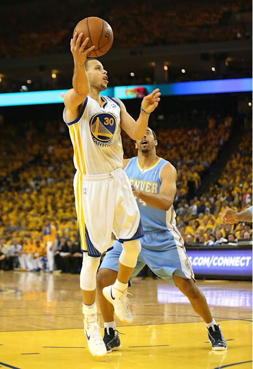 Denver Nuggets v Golden State Warriors - Game Four