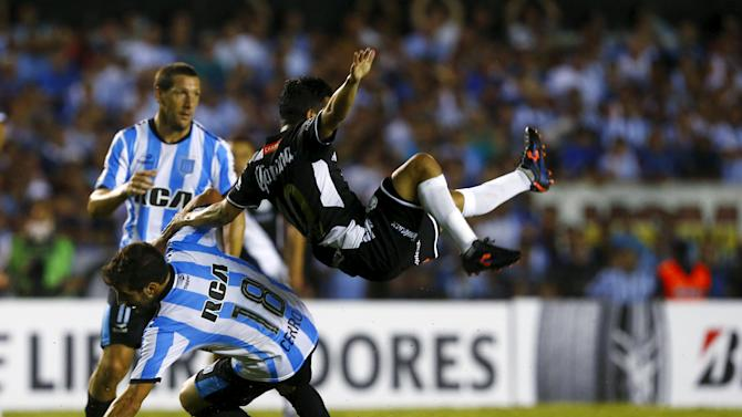 Football Soccer - Copa Libertadores - Racing Club v Puebla