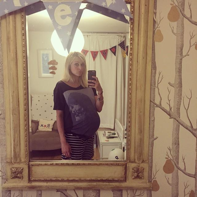 Fearne Cotton's Birthday: Her Greatest Pregnancy Instagram Pics