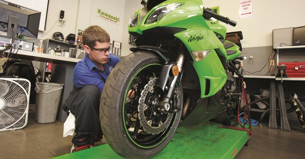 Motorcycle Tech Training