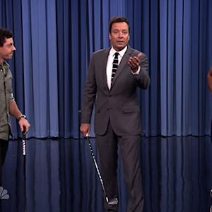 Rory McIlroy Breaks Jimmy Fallon's Face
