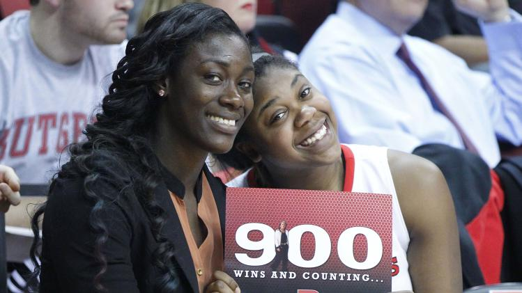 NCAA Womens Basketball: South Florida at Rutgers