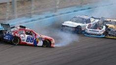 Sadler's Hopes Up in Smoke