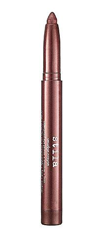 Stila Smudge Crayon Waterproof Eye Primer + Shadow + Liner in Umber