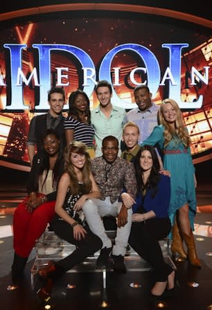 Wild Card-less Season 12 'American Idol' Top Ten Revealed