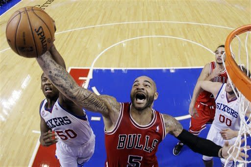 Bulls beat 76ers 96-89 for 4th straight road win
