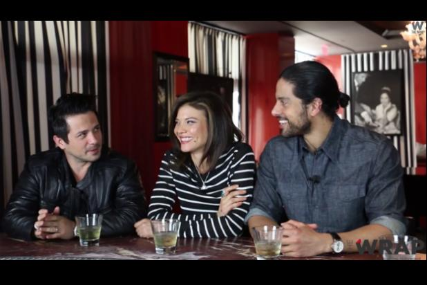 'Night Shift' Stars Dish on Their 'Non-Hollywood Hollywood' Bosses, Tease Show Romance (Video)