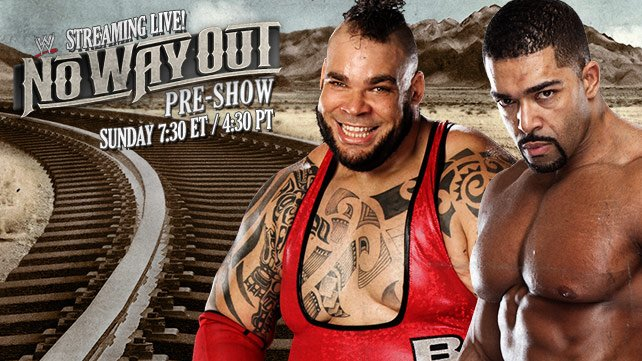 Russ Says: WWE's No Way Out PPV Is A Great Father's Day Present