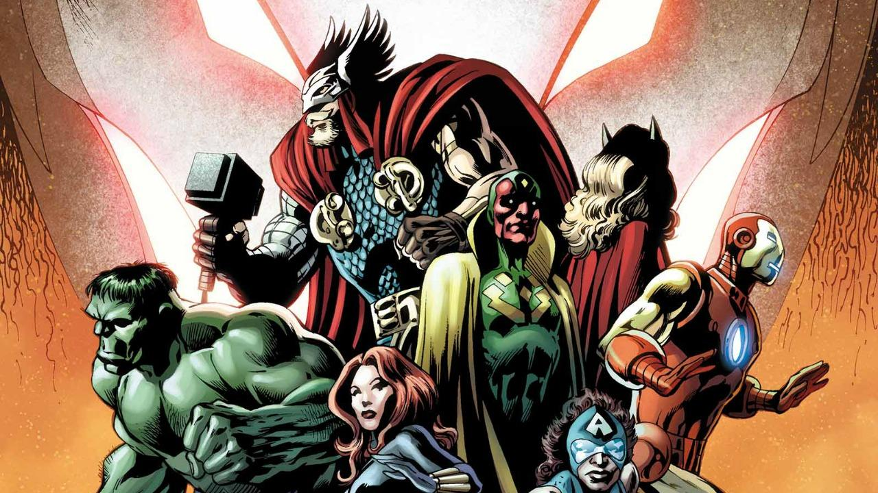 First Look: AVENGERS: ULTRON FOREVER