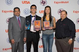Teen Scientists Showcase Innovation at ExxonMobil Texas Science and Engineering Fair