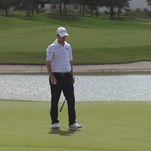 Wes Roach storms into the 54-hole lead at Mexico Championship