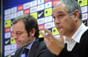 Giving Vilanova the Barcelona job was a brilliant decision, says Rosell