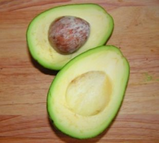 I wonder if I can make guacamole with the rest of the avocado...